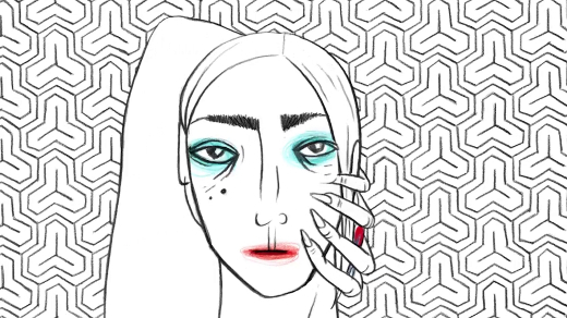 Blind Vaysha, Nighthawk Top 2016 Animation Shorts| News