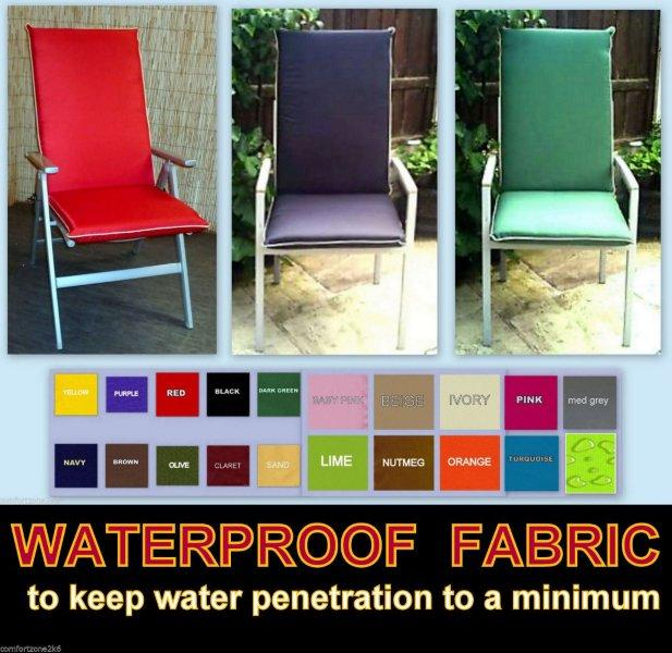 garden chair cushions painted tables and chairs zippy large
