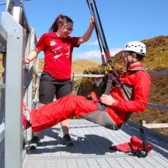 4 Man Zip Wire Wales Coleman Rv Ac Wiring Diagram World Titan The Ultimate Group Zipping Experience Previous