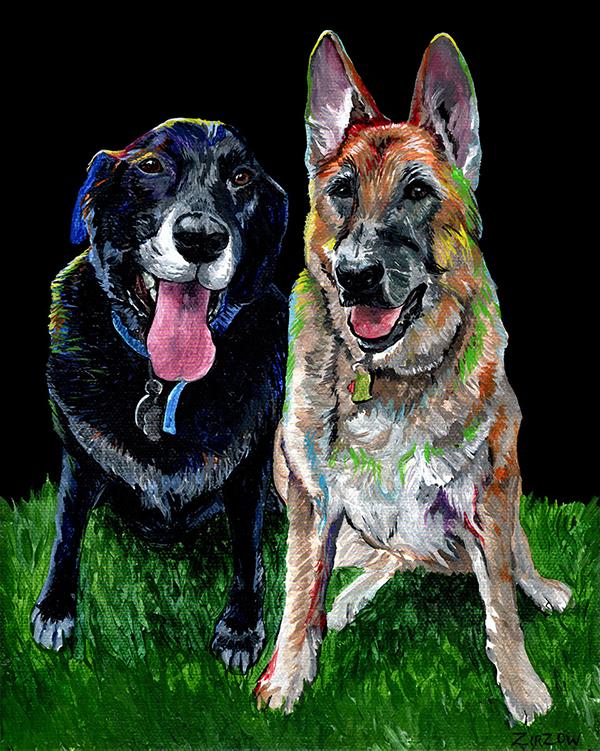 Emery Dogs