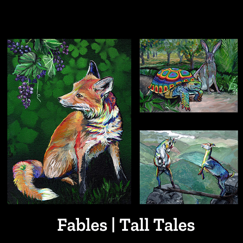 FABLES AND TALL TALES
