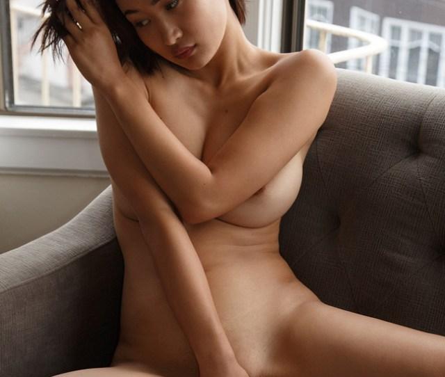 Saki Kishima Nude Models 3