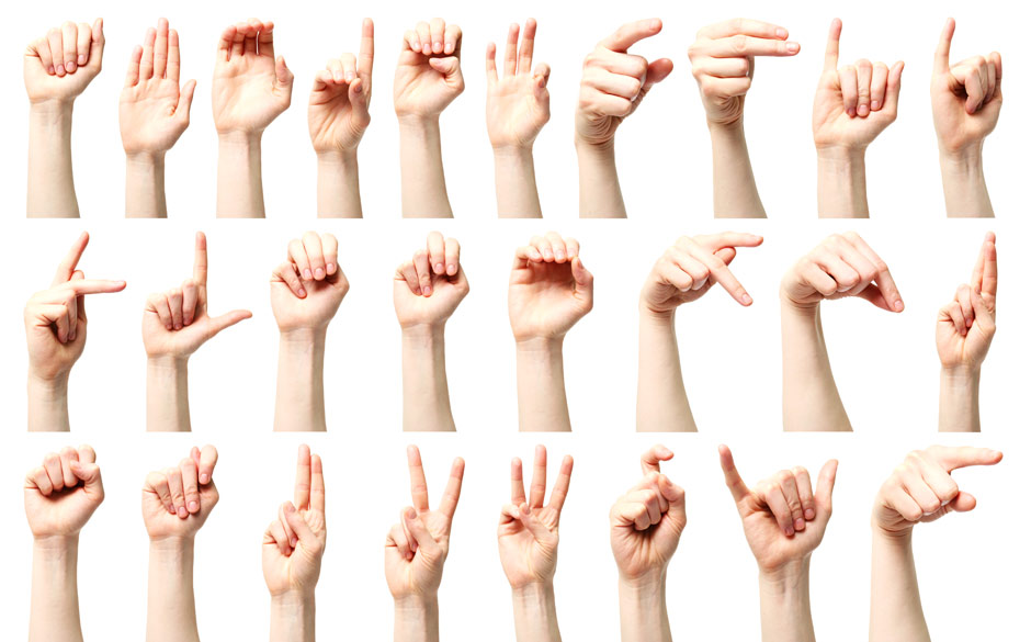 What Your Body Language Reveals About You: Gestures