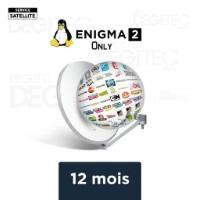 DEVENIR REVENDEUR Oscam 12mois + VOD Nord Afrique - Recepteurs iptv