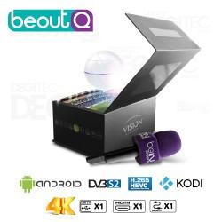 Vision Smart Pro 4K ( beout ), H.265
