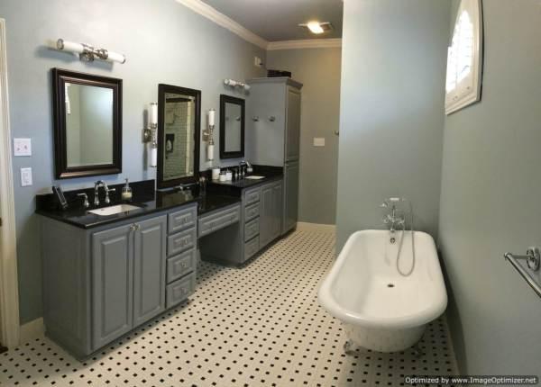 River Bend Bathroom Renovation - Zitro Construction