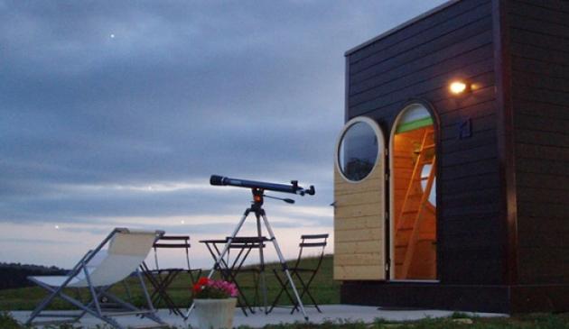 casadexro Vezi cum arata casa cu baie bucatarie living si dormitor in doar 9 mp