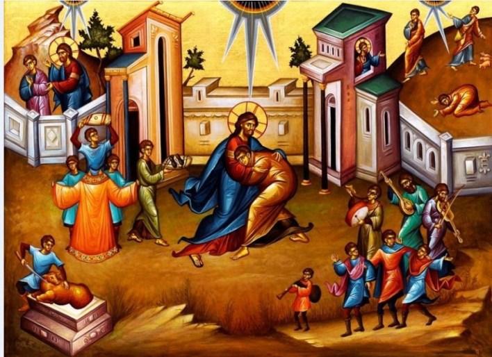 Parabola Întoarcerii Fiului Risipitor