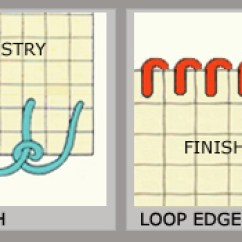 Needlepoint Stitches Stitch Diagrams 92 Honda Accord Wiring Diagram Finishing And Sewing Your Final Step For The Straight Edges Of A Regularly Shaped Belt You Could Add Braided Edge Or Loop To Make It More Hard Wearing See Above