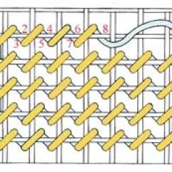 Needlepoint Stitches Stitch Diagrams 04 Gsxr 600 Wiring Diagram Tapestry Tent Hp Mini Stocking 18 Half Cross Sc 1 St Ziva Designs