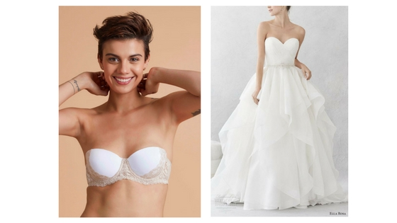 Strapless Bras For Wedding Dresses!