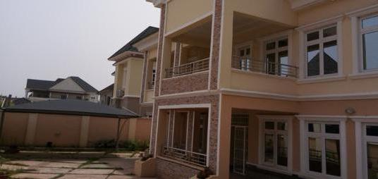 6 BEDROOM  MANSION IN MAITAMA