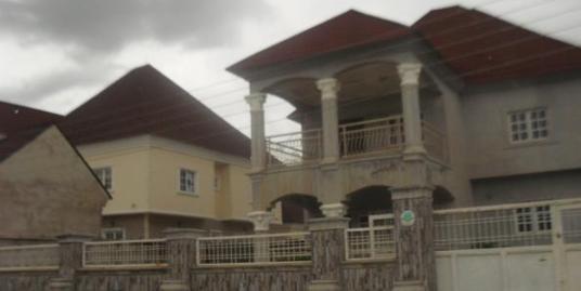 4 BEDROOM DUPLEX IN GWARIMPA