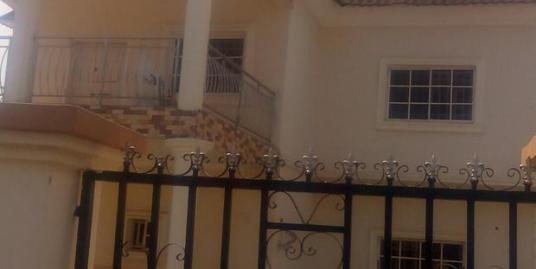 4-BEDROOM RESIDENTIAL HOUSE IN GWARIMPA