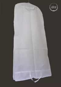 Garment bag for bridal gowns