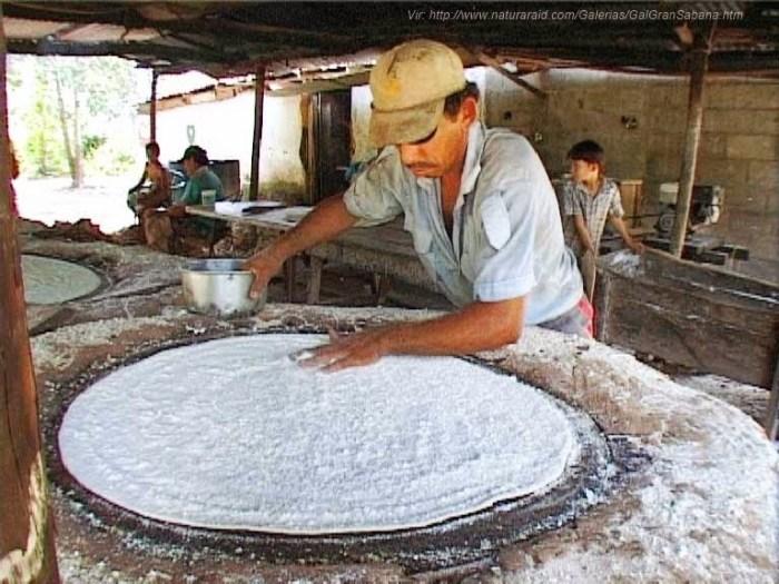 kruh casabe iz tapioke 17