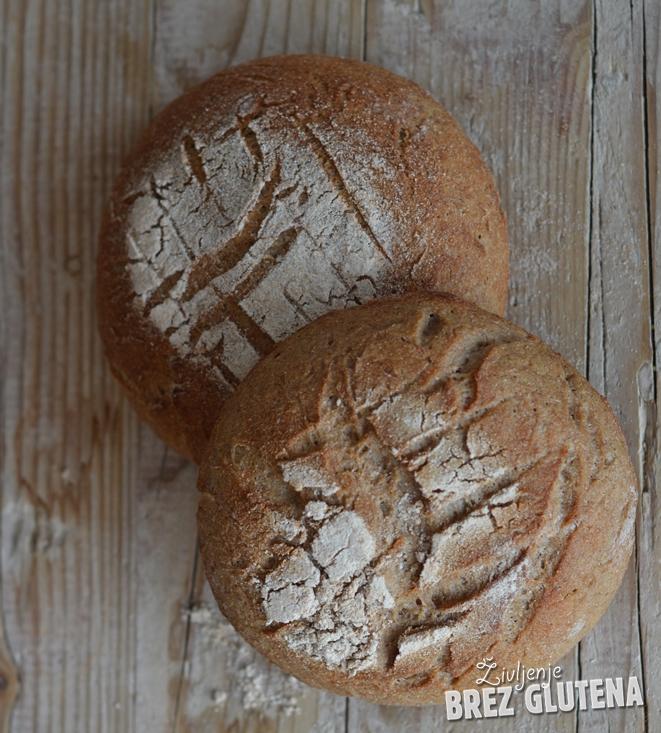 glinena posoda za peko brezglutenskega kruha 9