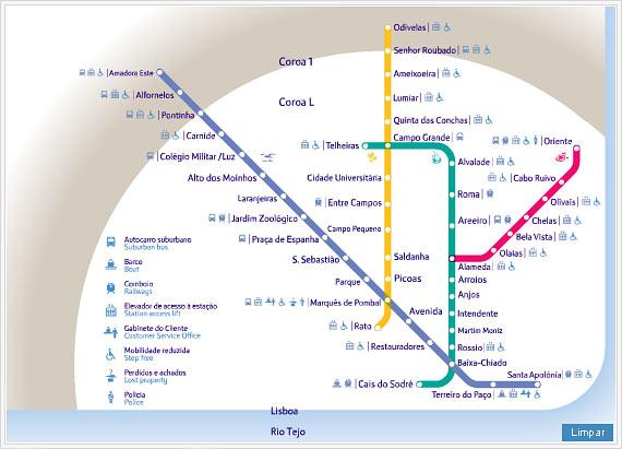 lizbona-metro