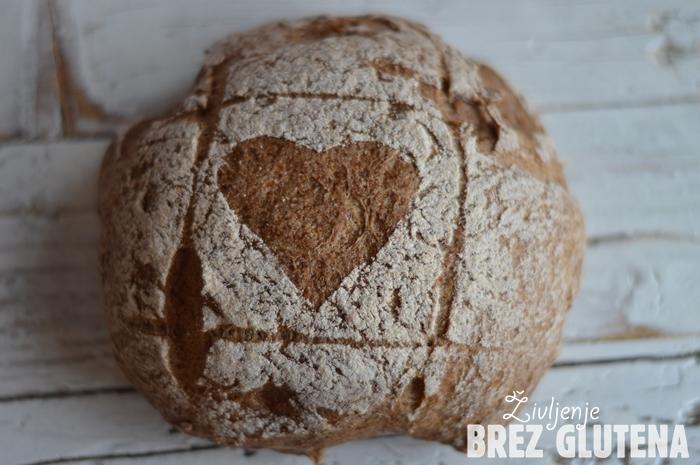 Valentinov kruhek - ajdov kruh