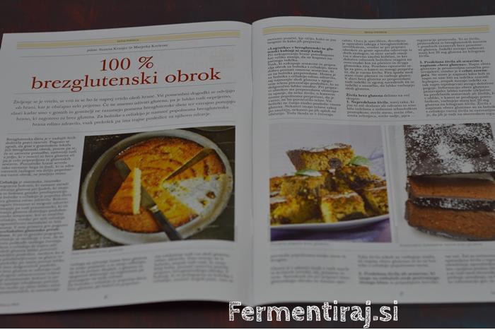 100 % brezglutenski obrok
