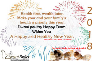 Ziwani Poultry Happy new year