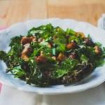 Kale Tempeh Salad
