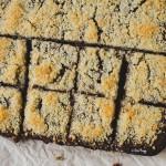 Vegan Cocoa Almond Quinoa Breakfast Cake