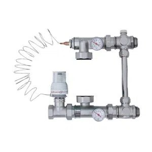 Customized Mixing Water Valves without Pump Manufacturers