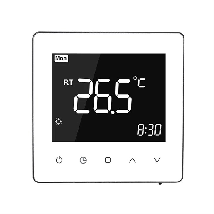 Customized WiFi Heating Room Thermostat For Water Heating