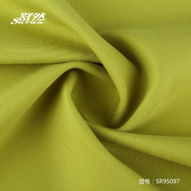 Lenzing knitted women suit Rayon viscose fabric SR95097-Sanliu