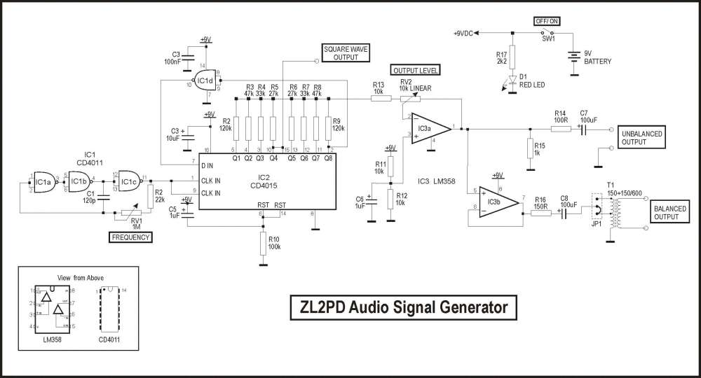 medium resolution of audio signal generator circuit signal generator circuit block diagram of signal generator signal generator circuit diagram