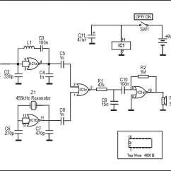 Gold Detector Circuit Diagram Credit Card Processing System Uml Zl2pd Simple Metal