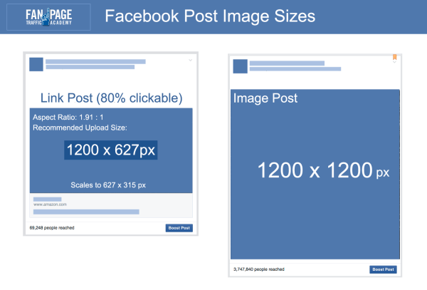 20+ Facebook Graphic Sizes Pictures and Ideas on Weric