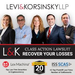 Levi & Kowsinsky Securities Class Action Lawyers