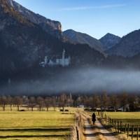Neuschwanstein - baśniowy zamek z szalonych marzeń