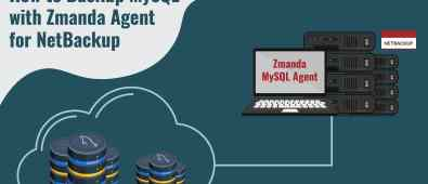 How to Backup MySQL with Zmanda Agent for NetBackup