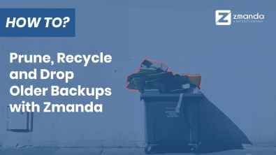 How To | Prune, Recycle, and Drop Older Backups with Zmanda