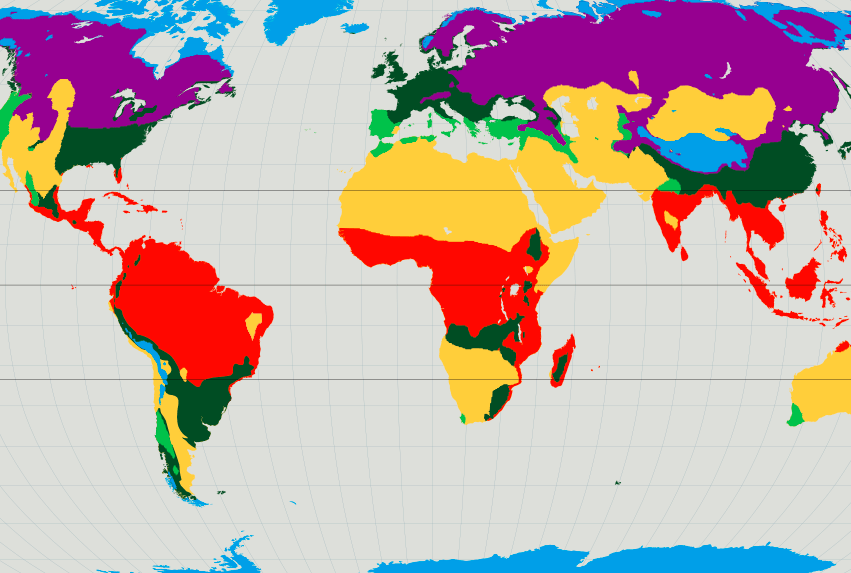 What Are The Different Climate Zones A Simple Explainer
