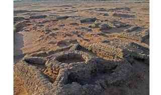 Ancient pyramids excavated in Sudan. Photo copyright Vincent Francigny/SEDAU