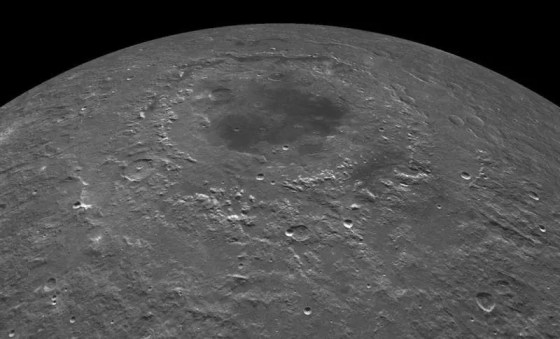 moon melting