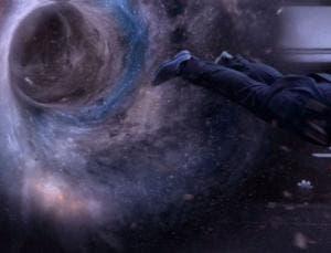 black hole singularity