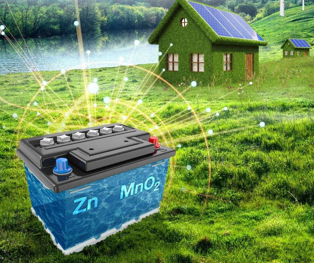 Researchers from Pacific Northwest National Laboratory have found a way to reliably produce batteries that are very cheap, but can store a lot of energy. Credit: PNNL