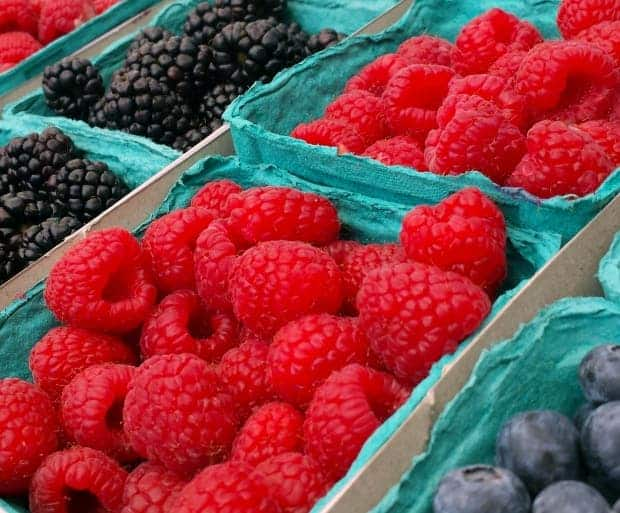 free radicals berries