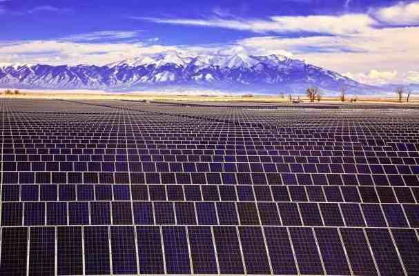 cheapest solar plant