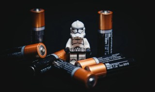 Not the batteries you're looking for
