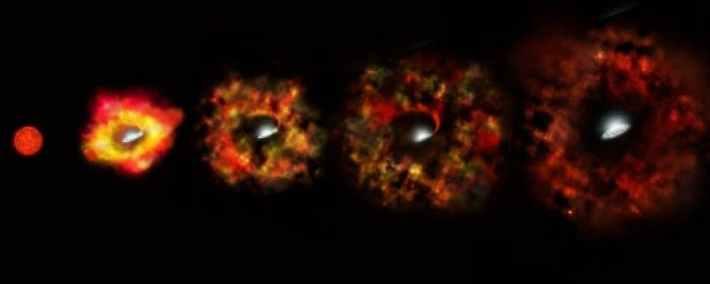 Failed Supernova.