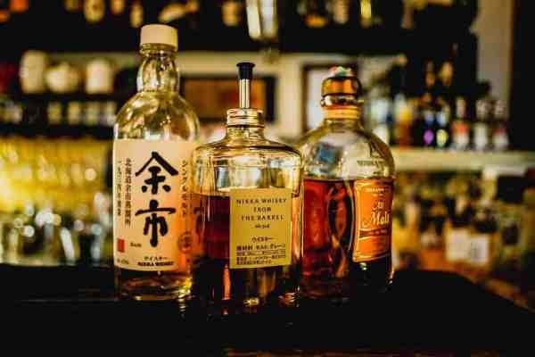 identifying whiskey