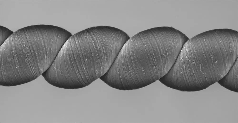No Batteries Required: Energy Harvesting Yarns Generate Electricity
