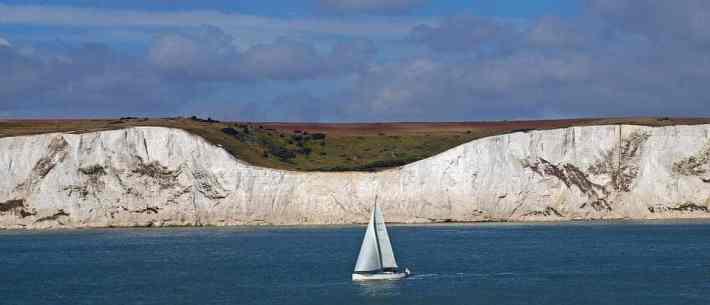 White Cliffs Dover.