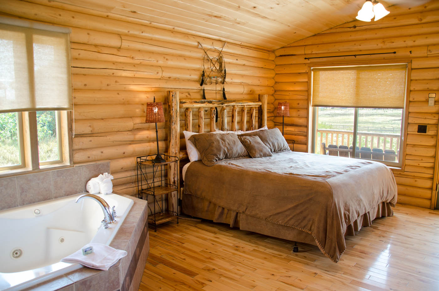 Honeymoon Suite  Zion Mountain Ranch